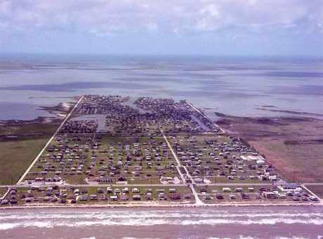 Jpg Jamaca Beach Tx Vew From Gulf